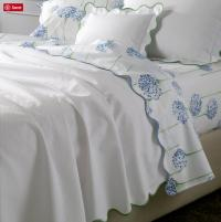 Matouk Lanai King Coverlet