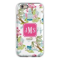 Personalized iPhone Case Chinoiserie Spring