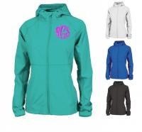 Womans Monogrammed Latitude Jacket
