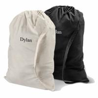 Personalized Cotton Laundry Bag