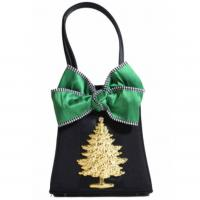 Eve Trap Green Bow XL Tree Bag