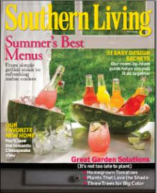 July 2009 Southern Living Southern Living July 2009