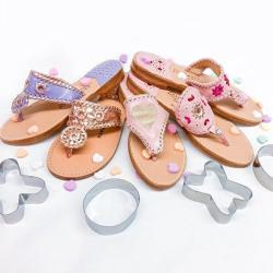 Palm Beach Sandals Rose Gold Collection Gallery_898 NULL