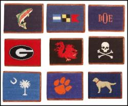 Smathers and Branson Needlepoint Wallets Gallery_202 NULL