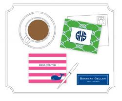 Boatman Gellar Stationery is one of our favorite lines! Gallery_223