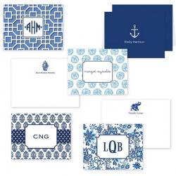 Boatman Geller Foldover Notes. So many preppy patterns! Gallery_232