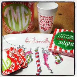 Monogrammed Holiday Items from Incredibly Charming Gallery_562 NULL
