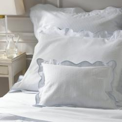 Block Island By Matouk Monogrammed Seersucker Collection Block Island By Matouk Monogrammed Seersucker Collection Home & Garden > Linens & Bedding > Bedding