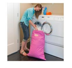 Monogrammed Laundry Bags Monogrammed Laundry Bags Home & Garden > Household Supplies > Laundry Supplies > Laundry Baskets