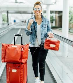 Jon Hart Luggage. Create your own luggage to match your personalality. Gallery_720 NULL
