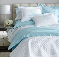 Paloma By Matouk Monogrammed Bedding  Paloma By Matouk Monogrammed Bedding  Home & Garden > Linens & Bedding > Bedding