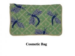Needlepoint Cosmetic Bags Perfect Preppy Gift Gallery_793 NULL
