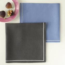 Matouk Irish Linen Satin Stitch Napkins Matouk Irish Linen Satin Stitch Napkins Home & Garden > Linens & Bedding > Table Linens > Cloth Napkins