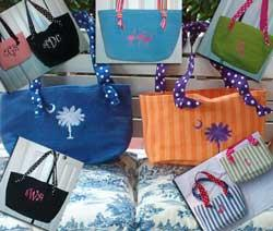 Fashionable, Fun, and  Preppy!!!!!!!!! Bags and Totes