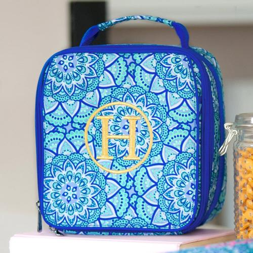 Personalized Blue Day Dream Lunch Box  Home & Garden > Kitchen & Dining > Food & Beverage Carriers > Lunch Boxes & Totes