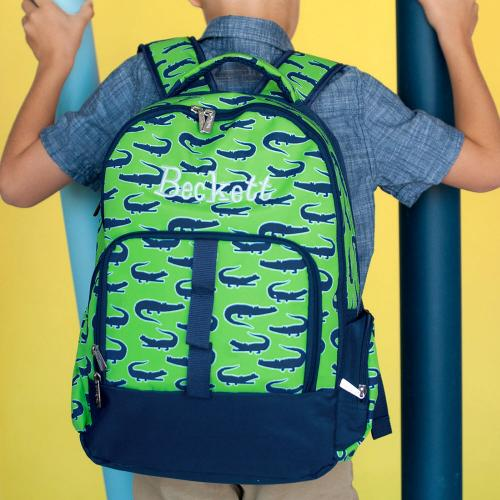 Personalized Later Gator Backpack  Luggage & Bags > Backpacks