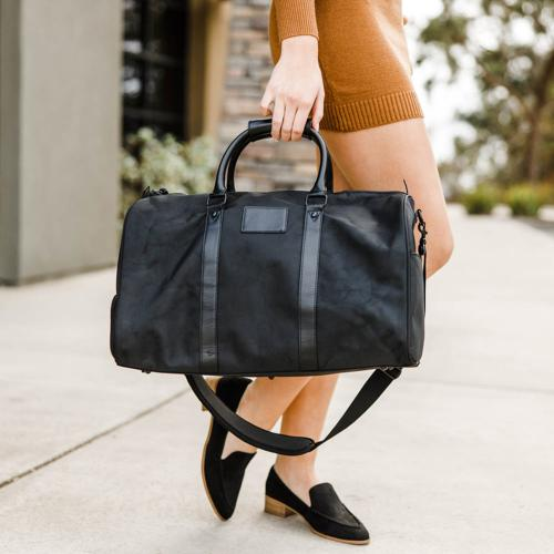 Boulevard Alex Nylon Duffle Bag  Luggage & Bags > Duffel Bags