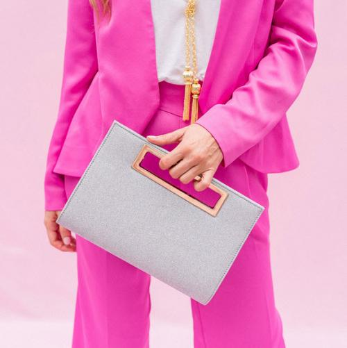 Chloe Clutch Purse  Apparel & Accessories > Handbags > Clutches & Special Occasion Bags