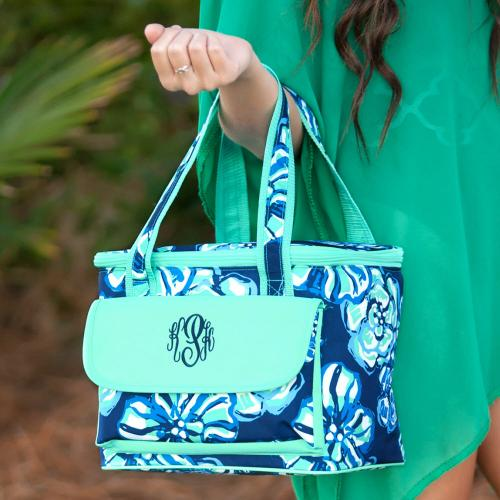 Personalized Maliblue Cooler Tote  Home & Garden > Kitchen & Dining > Food & Beverage Carriers > Coolers