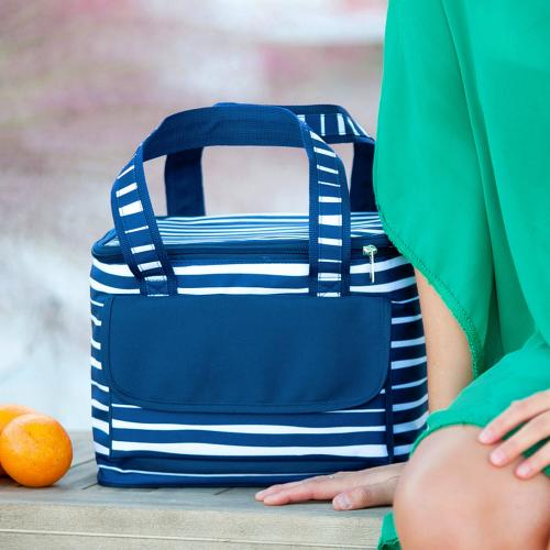 Personalized Tidelines Cooler Tote  Home & Garden > Kitchen & Dining > Food & Beverage Carriers > Coolers