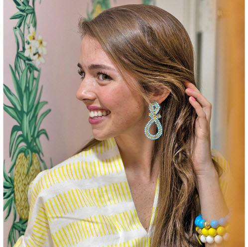 Lisi Lerch Tricia Earring  Apparel & Accessories > Jewelry > Earrings
