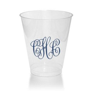 Rytex Monogrammed 10 oz Tumblers  Home & Garden > Kitchen & Dining > Tableware > Drinkware > Tumblers