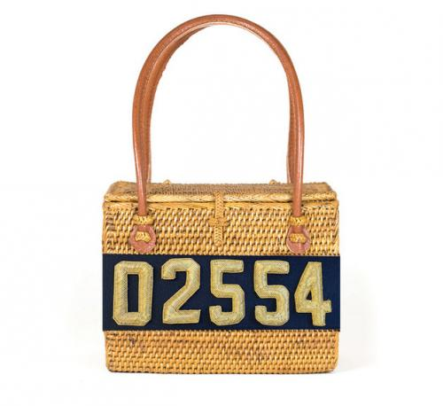 Zip Code Emory Custom Basket  Apparel & Accessories > Handbags > Clutches & Special Occasion Bags
