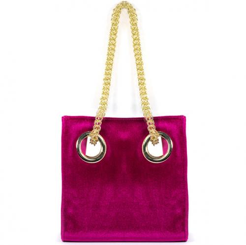 Lisi Lerch Scarlett Hot Pink Shoulder Bag Lisi Lerch Scarlett Hot Pink Shoulder Bag Apparel & Accessories > Handbags > Clutches & Special Occasion Bags
