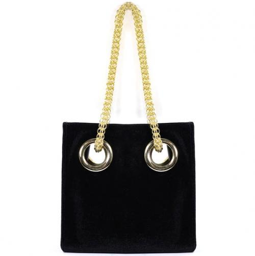 Lisi Lerch Scarlett Black Shoulder Bag Lisi Lerch Scarlett Black Shoulder Bag Apparel & Accessories > Handbags > Clutches & Special Occasion Bags