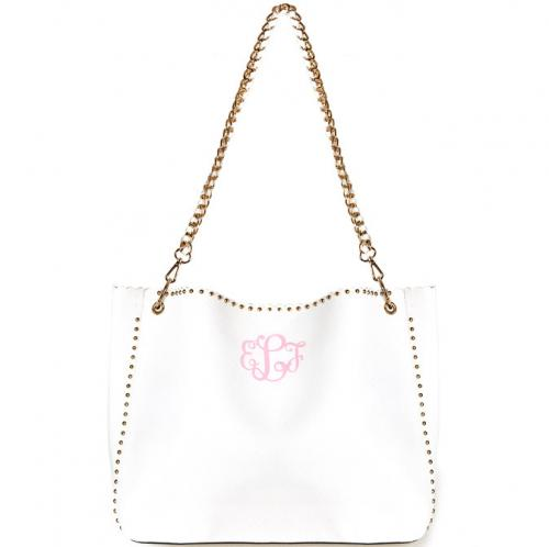Lisi Lerch Lindsey Monogram Shoulder Bag  Apparel & Accessories > Handbags > Shoulder Bags