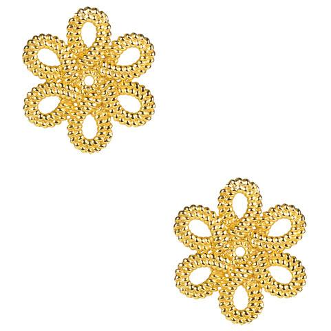Lisi Lerch Mini Cameran Earrings Gold Lisi Lerch Mini Cameran Earrings Gold Apparel & Accessories > Jewelry > Earrings