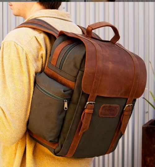 Jon Hart Personalized Scout Backpack  Luggage & Bags > Backpacks