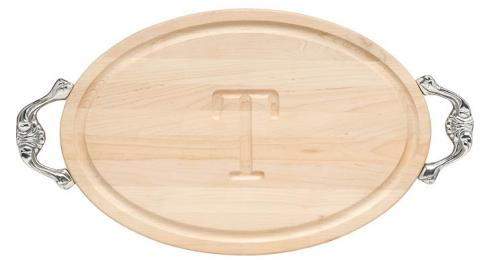 Personalized Cutting Board Oval Made of Maple Wood   Home & Garden > Kitchen & Dining > Kitchen Tools & Utensils > Cutting Boards