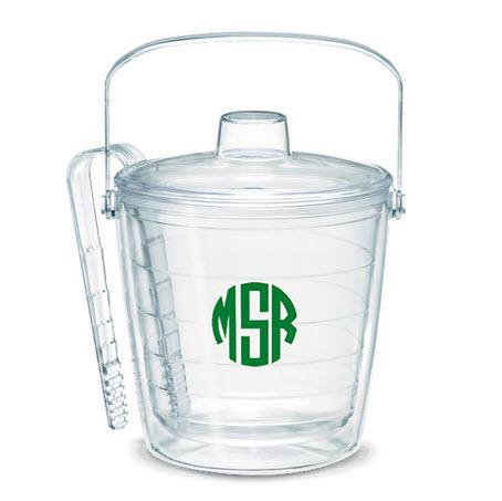 Tervis Monogrammed Ice Bucket Back In Stock  Home & Garden > Kitchen & Dining > Food & Beverage Carriers > Wine Buckets & Chillers