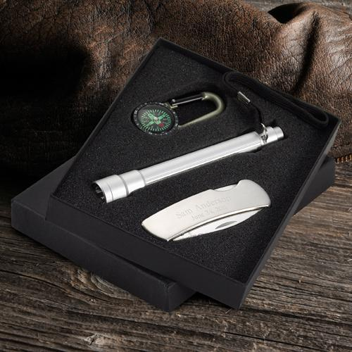 Personalized Sportsmen's Gift Set Personalized Sportsmen's Gift Set Sporting Goods > Outdoor Recreation > Golf > Golf Bag Accessories