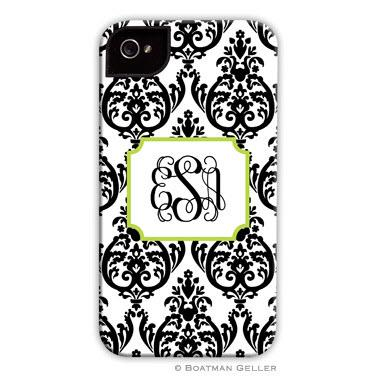 Personalized Madison Damask Phone Case DESIGN Your Own  Electronics > Communications > Telephony > Mobile Phone Accessories > Mobile Phone Cases