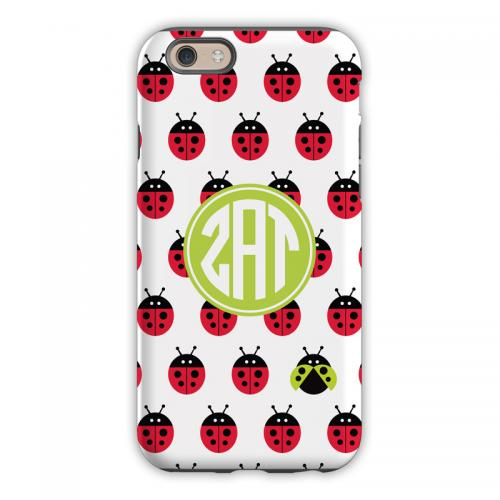 Personalized Phone Case Ladybugs Repeat   Electronics > Communications > Telephony > Mobile Phone Accessories > Mobile Phone Cases