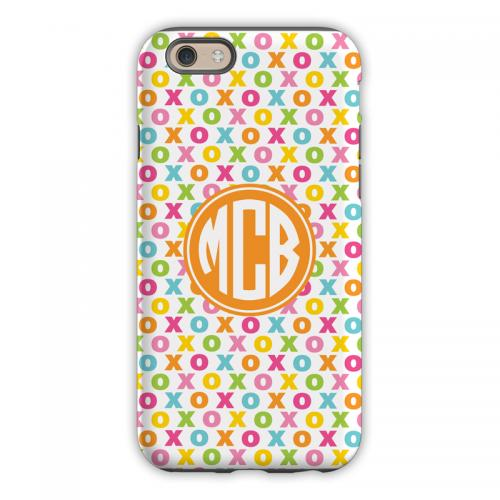 Personalized Phone Case Hugs & Kisses  Electronics > Communications > Telephony > Mobile Phone Accessories > Mobile Phone Cases