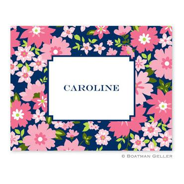 Boatman Geller Caroline Floral Foldover Notes  Office Supplies > General Supplies > Paper Products > Stationery