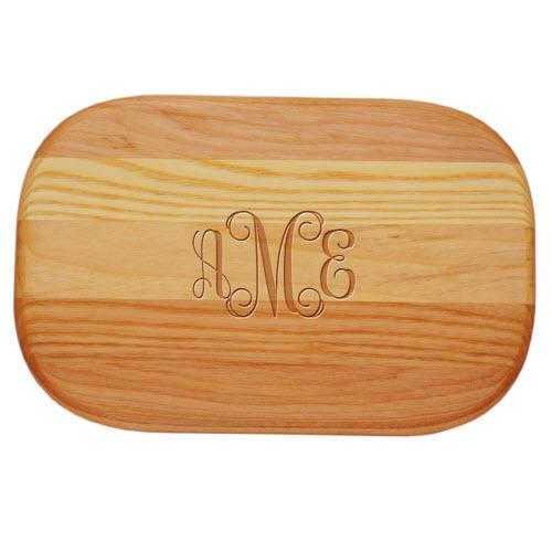 "Personalized Bar Cutting Board 10' by 7""  Home & Garden > Kitchen & Dining > Kitchen Tools & Utensils > Cutting Boards"