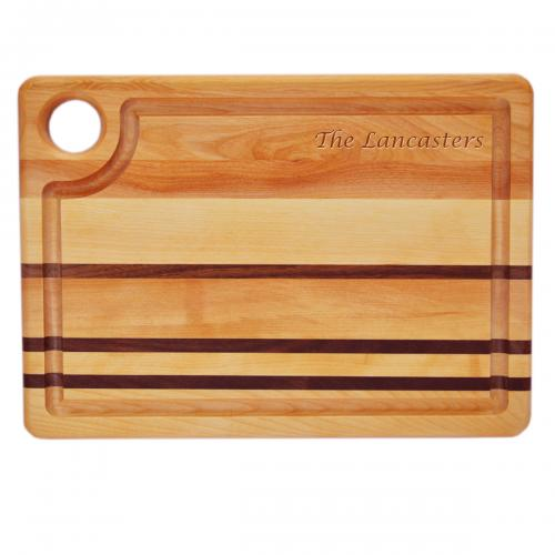 Personalized Steak Carving Integrity Wooden Cutting Board  Home & Garden > Kitchen & Dining > Kitchen Tools & Utensils > Cutting Boards