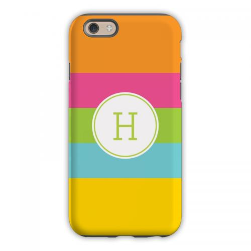 Personalized Phone Case Bold Stripe   Electronics > Communications > Telephony > Mobile Phone Accessories > Mobile Phone Cases