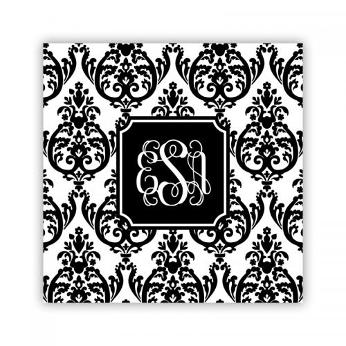 Personalized Coasters Madison Damask   Home & Garden > Kitchen & Dining > Barware > Coasters