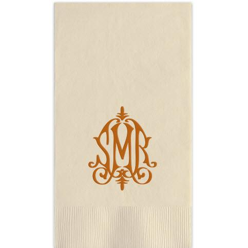 Whitlock Foil-Stamped Guest Towels  Home & Garden