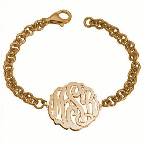 Monogrammed Bracelet   Apparel & Accessories > Jewelry > Bracelets