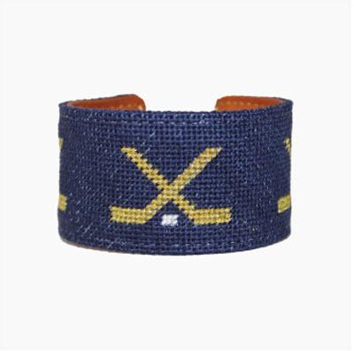 We are the Champions Needlepoint Cuff We are the Champions Needlepoint Cuff Apparel & Accessories > Jewelry > Bracelets