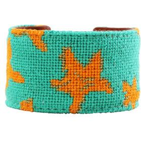 Elise Francesca Starfish Cuff Elise Francesca Starfish Cuff Apparel & Accessories > Jewelry > Bracelets
