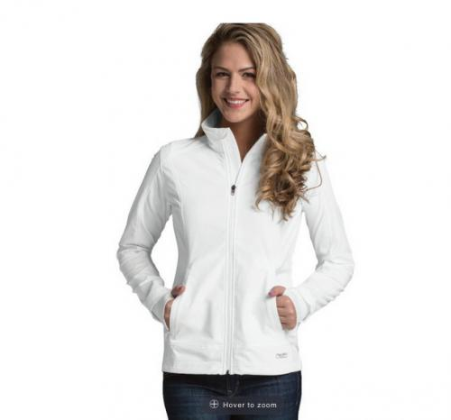 Monogrammed Ladies Charles River Soft Shell  Workout Jacket  Apparel & Accessories > Clothing > Activewear > Active Jackets