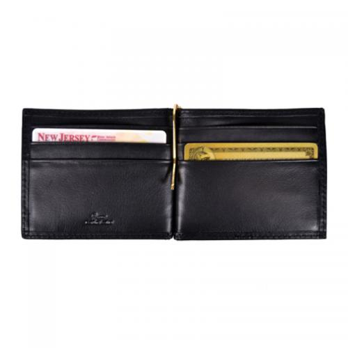 Mens' Personalized Cash Clip Wallet with ID Protection  Apparel & Accessories > Handbags, Wallets & Cases