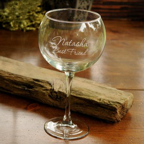 Personalized Red Wine Goblet Personalized Red Wine Goblet Home & Garden > Kitchen & Dining > Tableware > Drinkware > Stemware > Wine Glasses